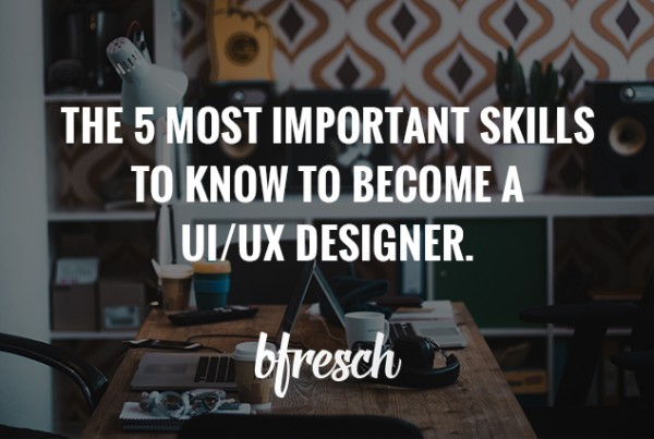 5MOSTIMPORTANTTHINGS-UXUIDESIGNER